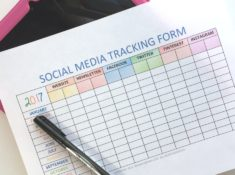 Are You Keeping Track of Your Social Media Stats? You Should Be! Free Download