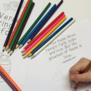 FREE BIBLE VERSE COLORING PAGES FOR KIDS